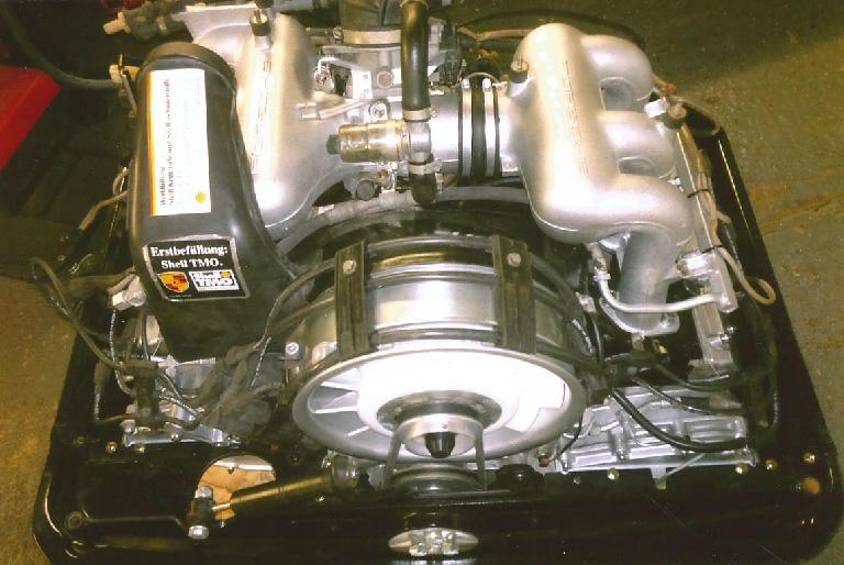 Porsce engine 1