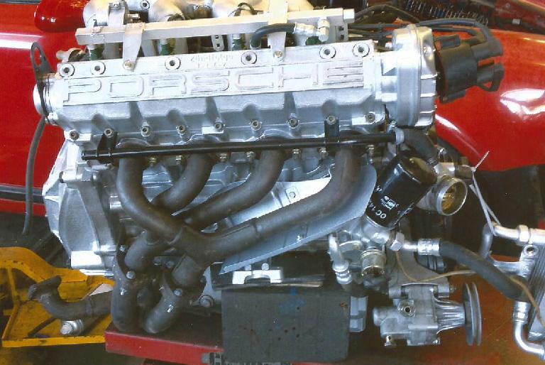 Porsce engine 2